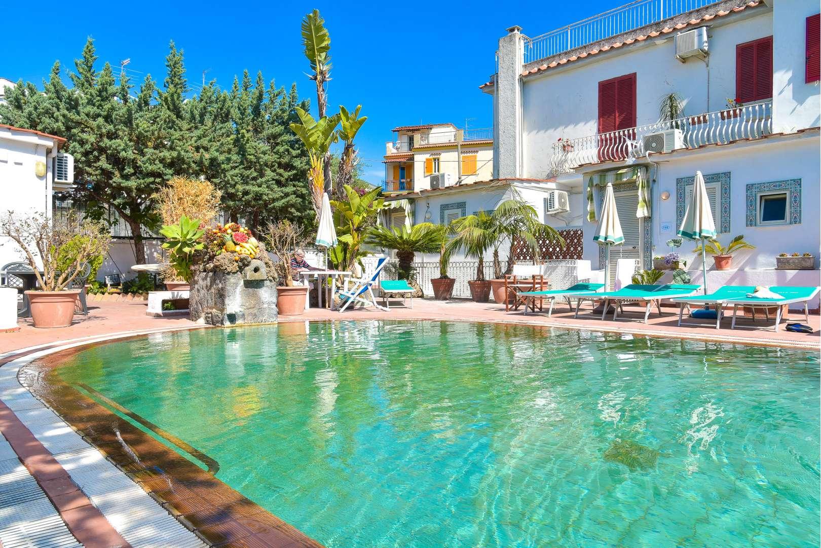 Contatti Hotel Charme Villa Tina Ischia
