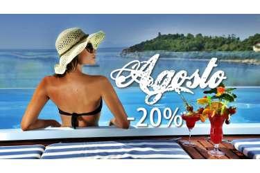 Ferragosto Ischia 7 Notti Offerta dal 09.08 al 16.08