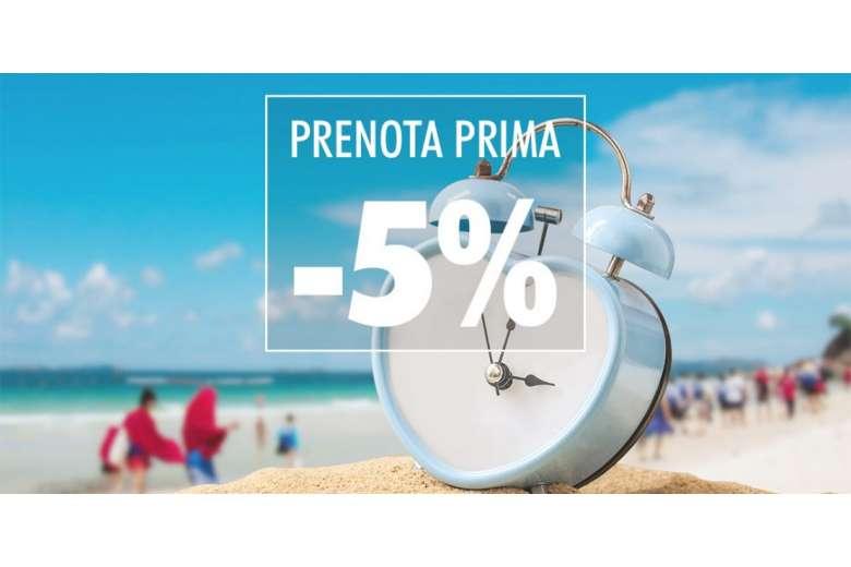 Offerta Speciale Settimana di Settembre Ischia dal 01.09 al 08.09